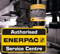 Authorised ENERPAC Service Center